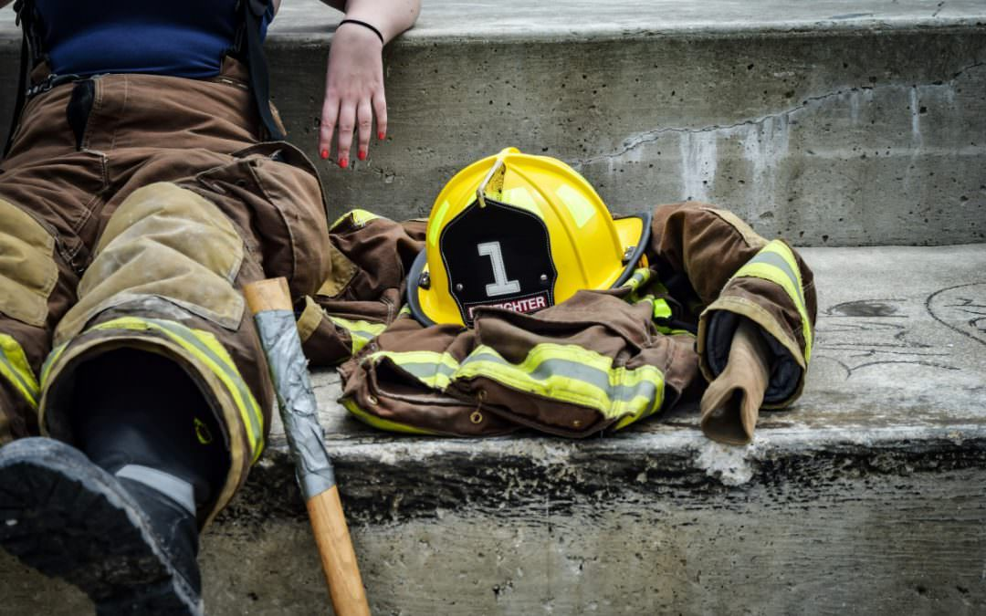 Keeping First Responders Healthy Involves Preventing Possible Injury